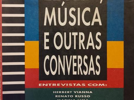 Livros | Letra, Música e Outras Conversas