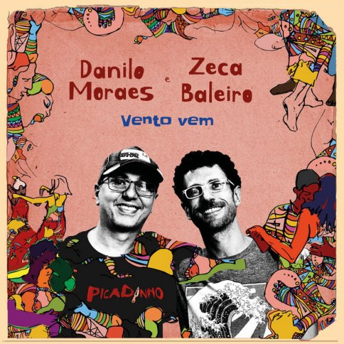 Danilo Moraes e Picadinho é o oitavo lançamento da carreira do músico Danilo Moraes.