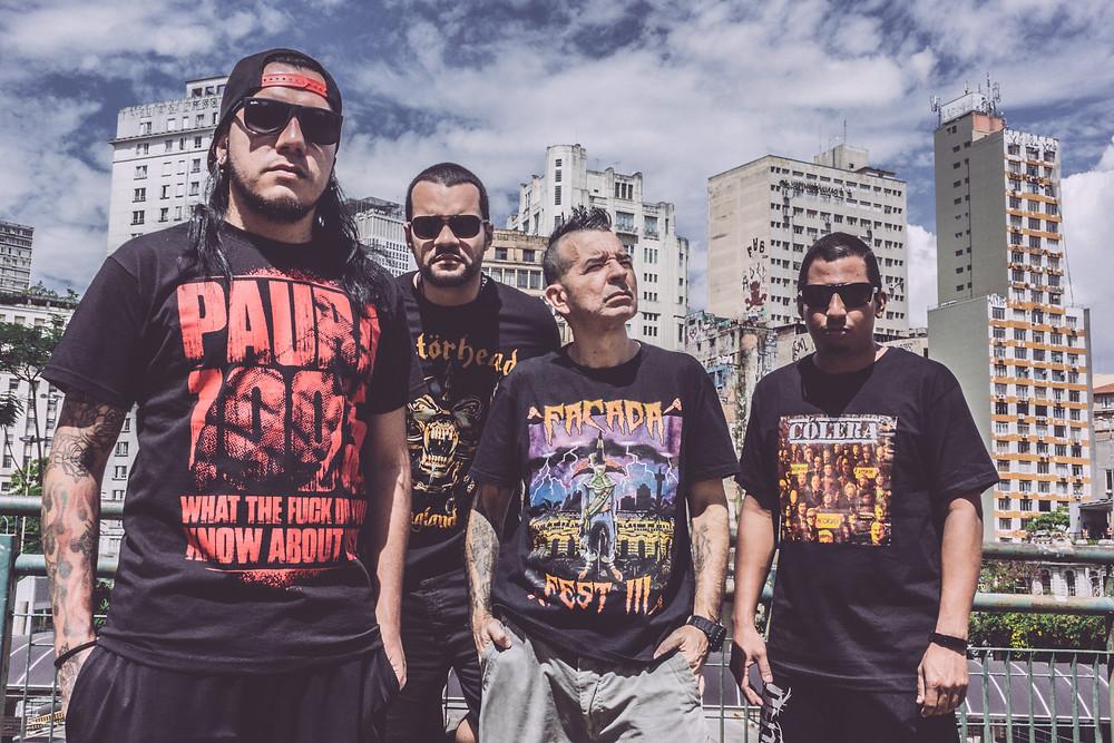 Na capital paraense, há trinta e cinco anos atrás surgia a banda Delinquentes!