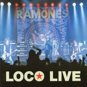 Loco Live é tocado num nível de agressividade e velocidade...