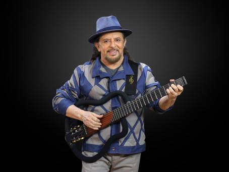 Notícias | Geraldo Azevedo em live neste sábado!