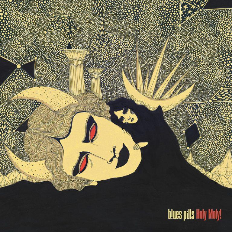 Holy Moly! é o terceiro álbum da banda sueca Blues Pills.