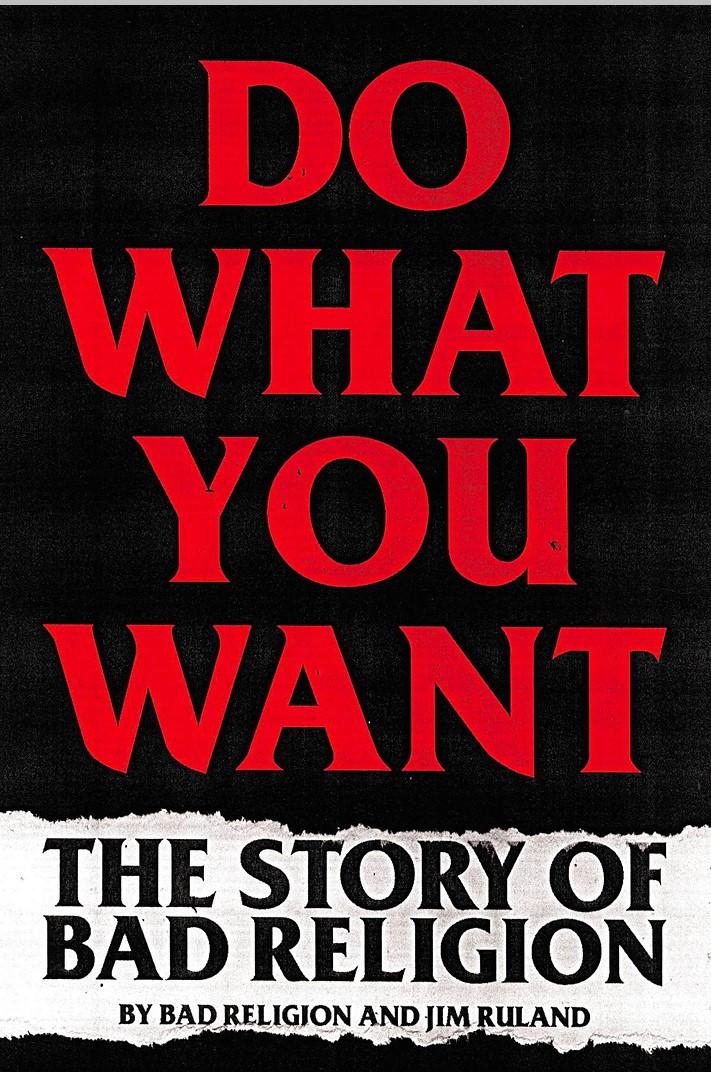 Por fim, a tão aguardada biografia do Bad Religion!