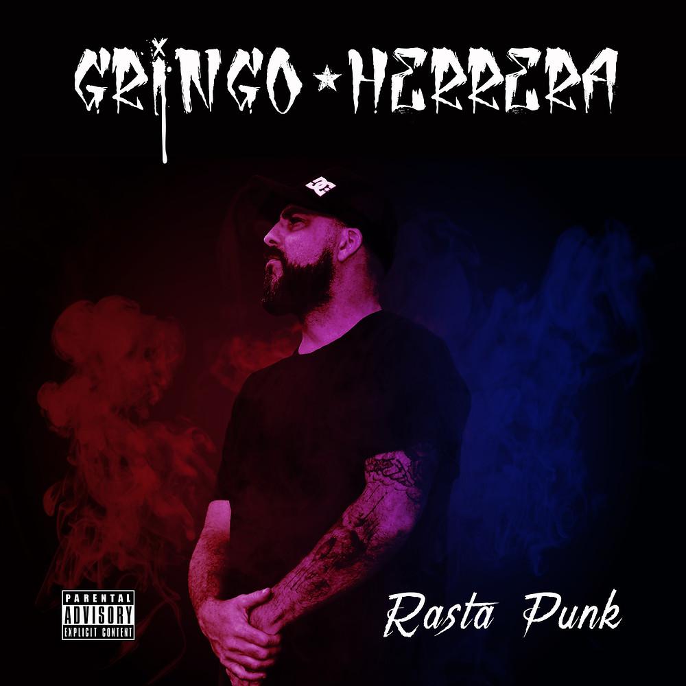 Gringo Herrera é ex-integrante da banda Cabeçudos e vocalista da Oito Milimetros.