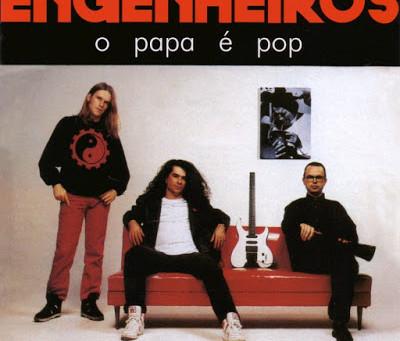 1 Disco por Dia | Engenheiros do Hawaii - O Papa é Pop