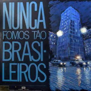 1 Disco por Dia   Plebe Rude - Nunca Fomos Tão Brasileiros