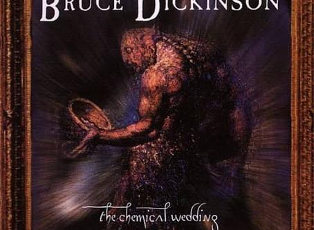 1 Disco por Dia | Bruce Dickinson - The Chemical Wedding