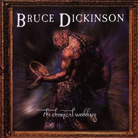 1 Disco por Dia   Bruce Dickinson - The Chemical Wedding