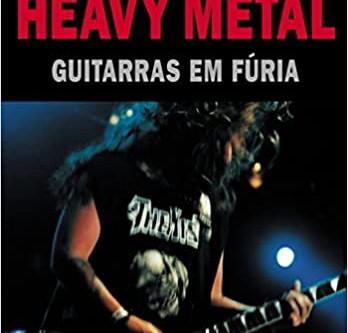 Livros   Heavy Metal – Guitarras em Fúria