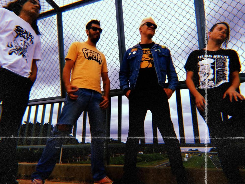 A banda Garrafa Vazia é a convidada do Mutante Live!