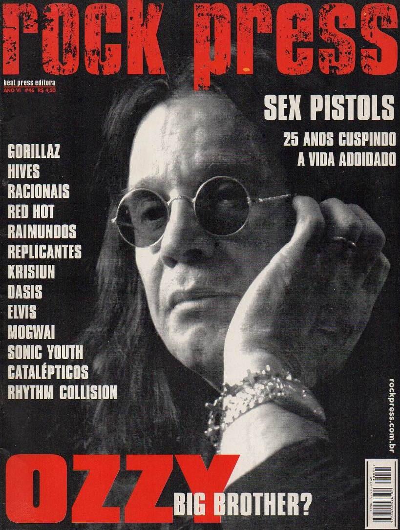 Impossível pensar em Rock independente ou cenário alternativo no Brasil sem lembrar da revista Rock Press!