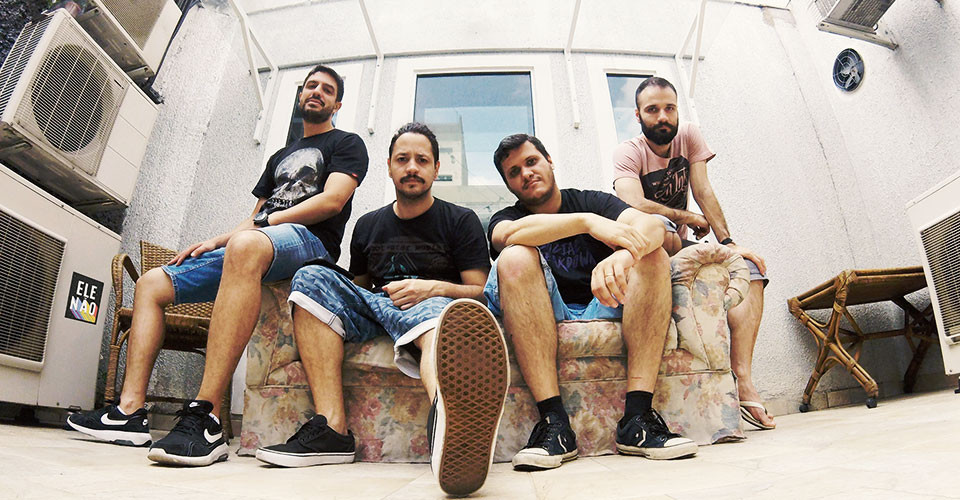 A banda Social Breakdown participa da coletânea Punk na Contramão!