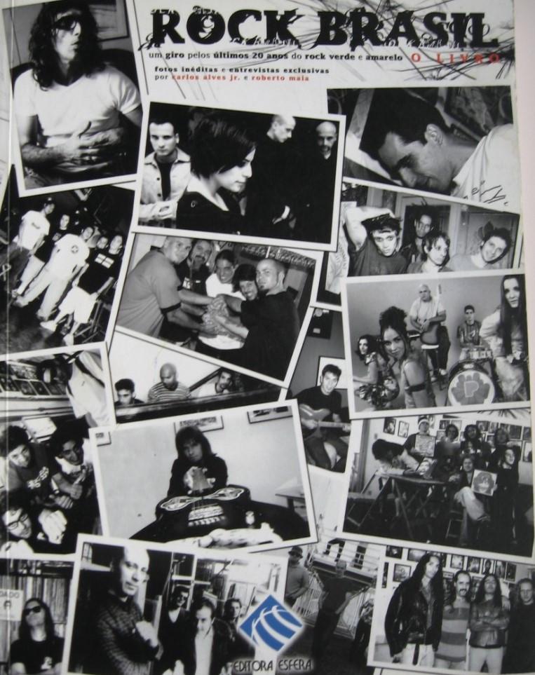 Rock Brasil: O Livro cumpre um importante papel na bibliografia do Rock brasileiro.