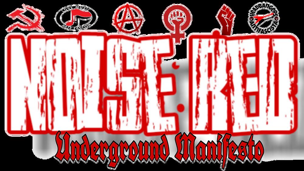 O blog Noise Red anunciou sua segunda coletânea!