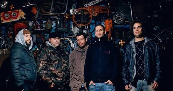 A banda portuguesa Mordaça lança seu novo EP dia 12 de outubro!