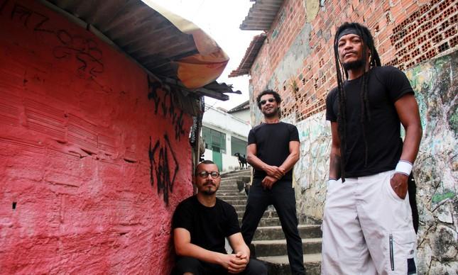 A banda Devotos é uma das atrações do Cangaço Rock Fest.!