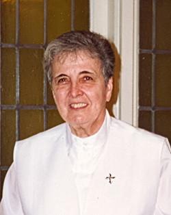 Sister Ann Marie Colvin, O.P.
