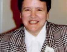 In Memoriam - Ethel Rita McBride, Associate