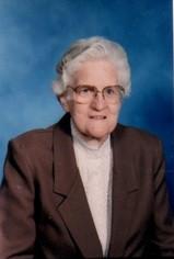 Sister Mary Theresa McGurk, OP