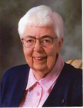 Sister Virginia Kissack, OP