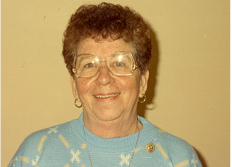 In Memoriam - Frances Chesley, Associate