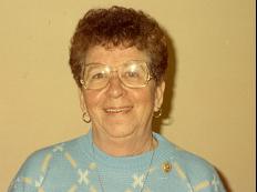 In Memoriam - Frances Chesley, Associate
