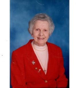 Sister Ann Bernadette McGoldrick, OP