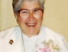 In Memoriam - Sister Francis Jerome Melody, OP