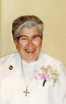 Sister Francis Jerome Melody, OP