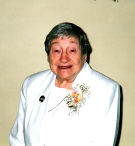 Sister Anne Cecile Merrill, OP