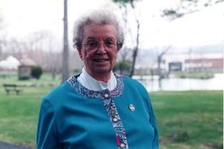 Sister Ann Regis Bergin OP