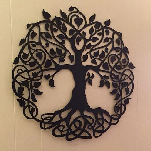 Curly Tree of Life