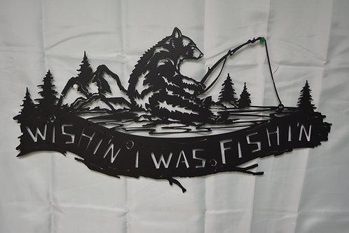 Wishin` I Was Fishin`