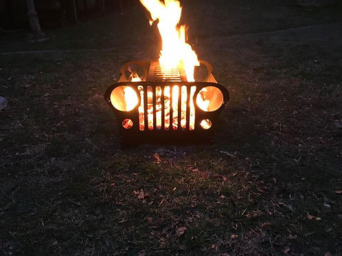 JEEP Fire Pit