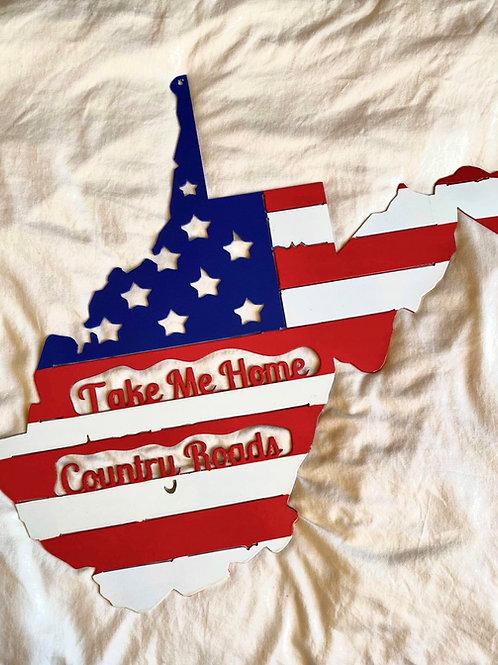 Take Me Home, Flag style