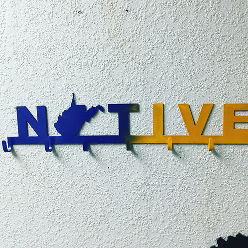 Native Key Rack