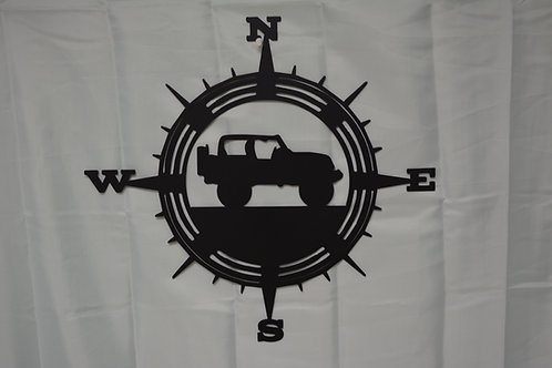 Compass With JEEP