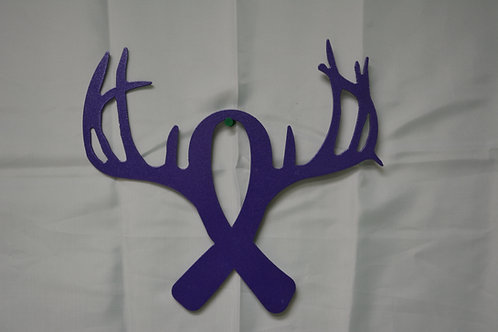 Cross with Antlers