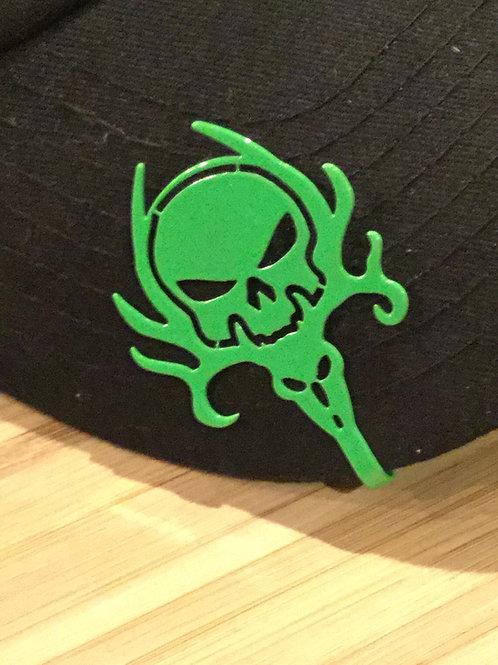 Bone Collector Hat Clip