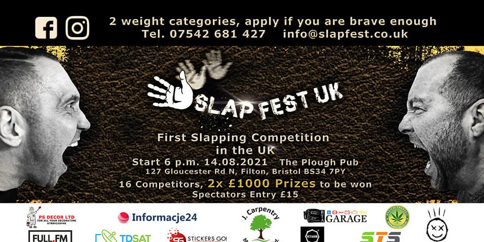 Slapping Festival Bristol