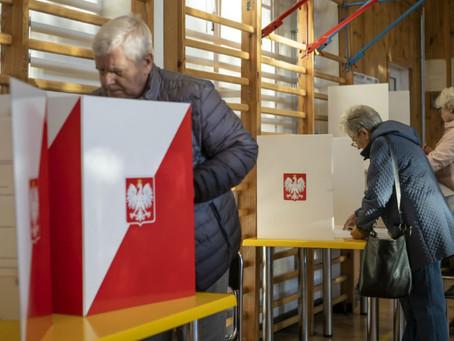 Polonia y Francia realizan elecciones en medio de la pandemia