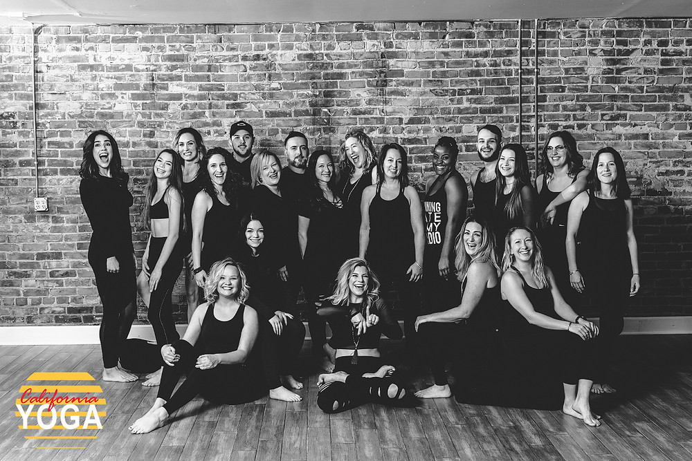Kimi Rae Sylvania Yoga Studio Toledo Ohio California Yoga