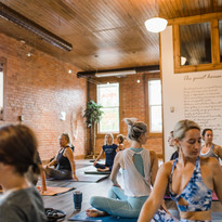 In studio week day at 10am is one of our most popular classes led by Kimi Rae, the owner.