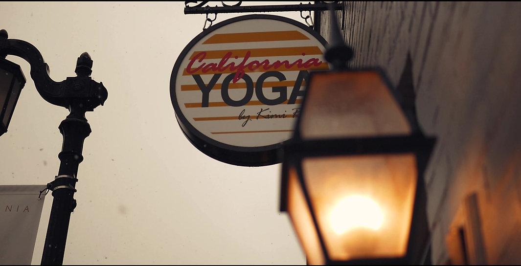 California Yoga Video