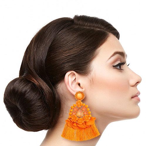 Orange Encrusted