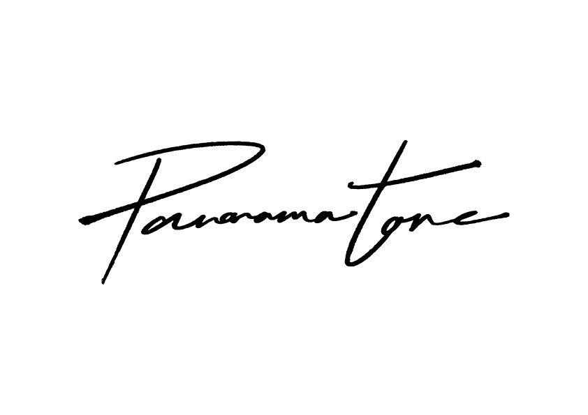 パンラマトーンロゴデザイン