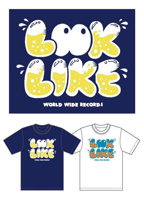 LOOKLIKE Tシャツ