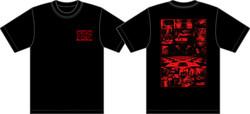 高田馬場CLUB PHASE20周年記念Tシャツデザイン