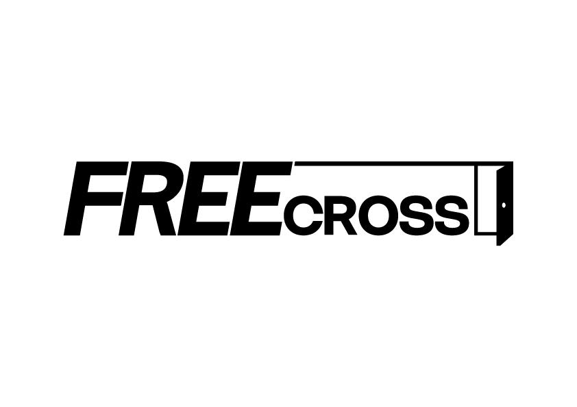 FREE CROSS ロゴデザイン