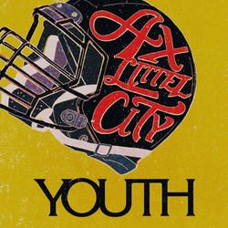 AX LITTLE CITY「YOUTH」ジャケデザイン
